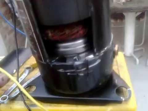 Compresor Rotativo De Aire Acondicionado Paso A Paso Sus