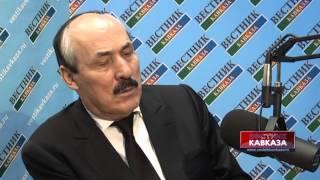 """Абдулатипов: """"Азербайджан - бурно развивающаяся республика"""""""