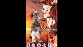 Детская Игра Мультфильм - Говорящий Кот Том