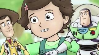 Cómo debio terminar Toy Story 3