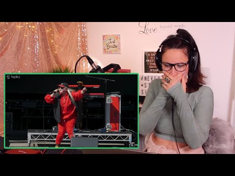 Vocal Coach Reacts - TONES AND I - 'Dance Monkey' LIVE