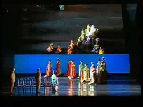"""Madama Butterfly"" (Lithuanian National Opera and Ballet Theatre)"