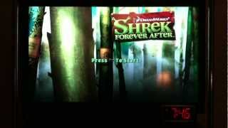 Shrek Forever After Platinum Trophy [bmj14772]