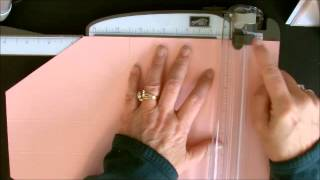 Magazine Holder And Notecards With Deb Valder Part 1