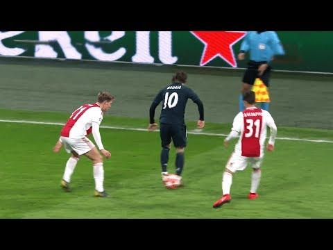 50+ Passes Only Luka Modric Can Do modric Luka, Ibra és a Liga (plusz a könyv) hqdefault