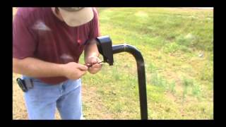 Automatic Gate Opener Installation Part 6