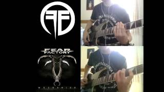 Religion Is Flawed Because Man Is - Fear Factory Guitar Cover