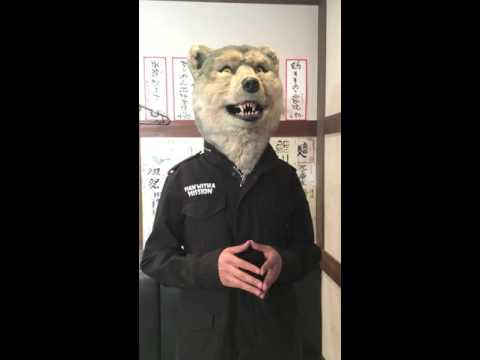 Video Message from MAN WITH A MISSION's Jean-Ken Johnny