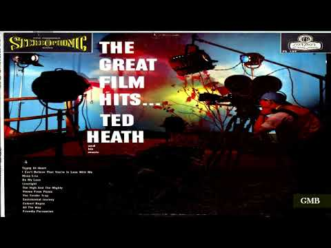 Ted Heath   The Great Film Hits  (1959) GMB