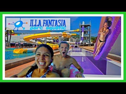 ILLA FANTASIA 2020 (Vilassar De Dalt / Barcelona) Parque Acuático España   Water Park Spain