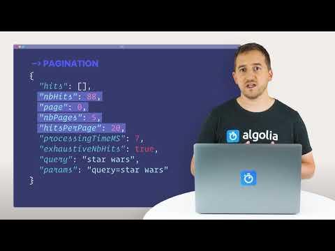 "illustration for: 'Algolia Build 101 - Search API Response'"""