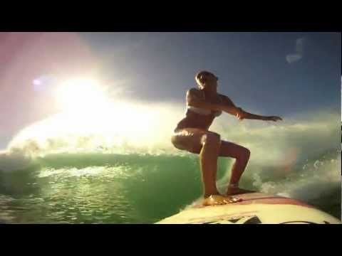 Alison's Adventures - GoPro Hero H2 - Australia Bikini Surf
