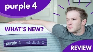 Purple 2, 3, and 4 Mattress Review - Will Science Help You Sleep Better?
