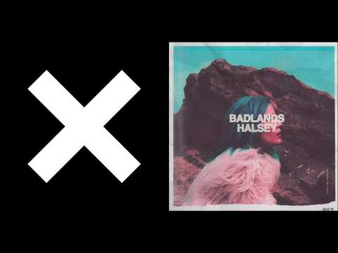 Colorful Intro  The xx vs Halsey Mashup
