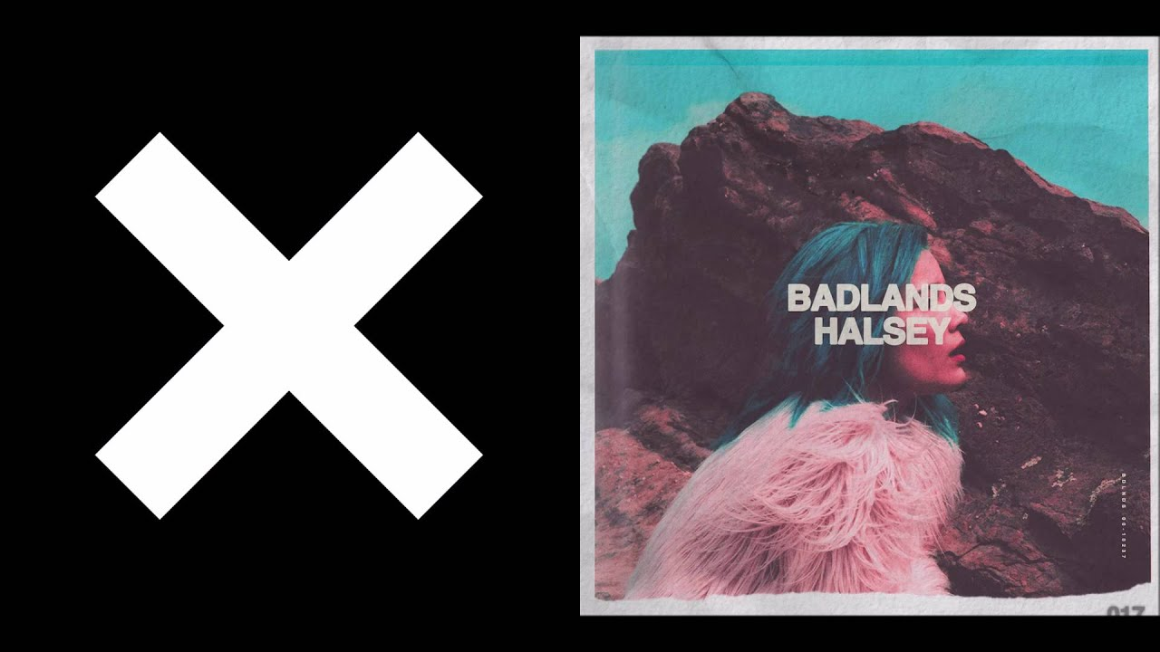Colorful Intro - The xx vs. Halsey (Mashup)