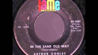 Arthur Conley .   I can