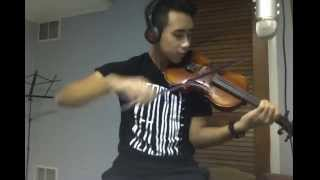 Soul Eater--Paper Moon FULL Violin Cover