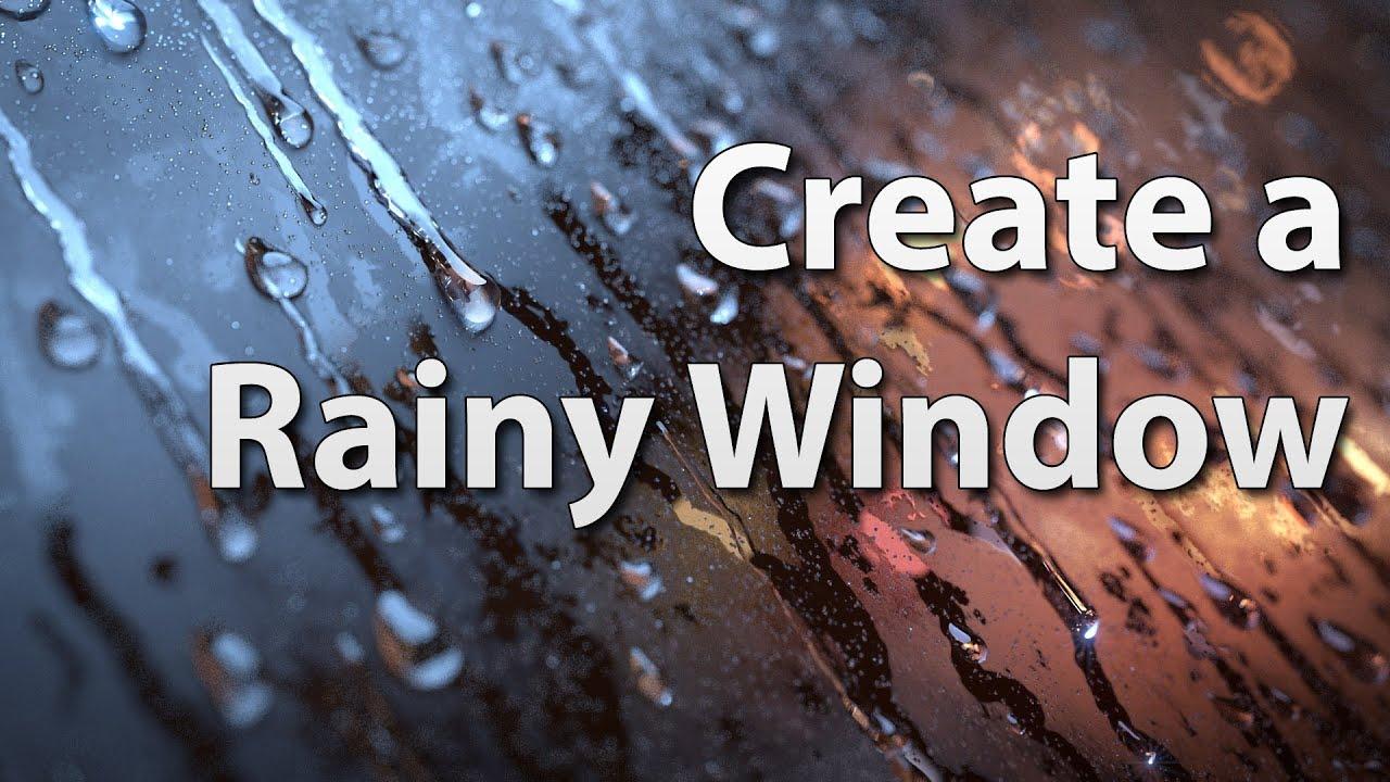 Blender How To Make Window Glass