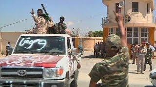 قتلى على الأقل في اشتباكات مسلحة في مدينة بنغازي الليبية