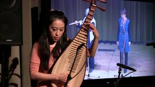 Trio Improvisation (2014) - Zhao Cong, Ellen Waterman, Viv Corringham