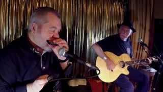 Dave Peabody - Walking Blues   - feat: Alan Glen
