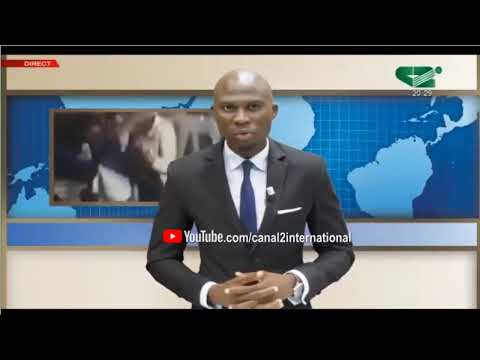 LE JOURNAL 19H50 du Vendredi 10/05/2019 - Canal 2 International