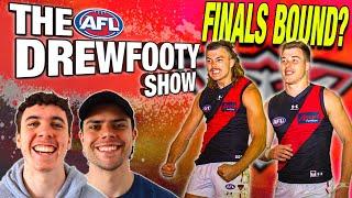 Are Essendon Finals Bound DrewFooty Show AFL