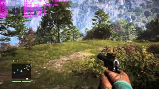 Far Cry 4- 1920X1080P- GTX 970- Performance Test