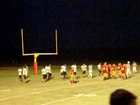 Mission Valley High School Football Vs. Northern Heights