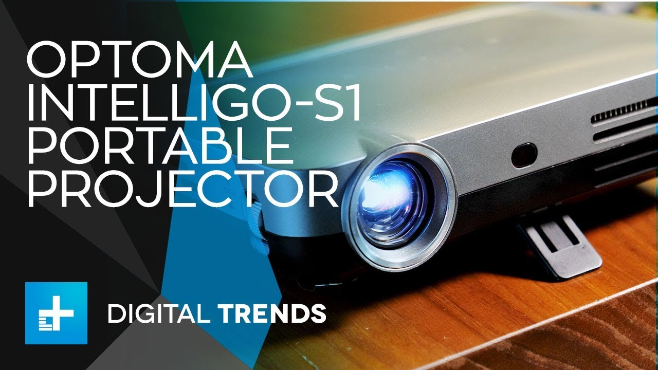 Optoma IntelliGO-S1 Portable Projector – Hands On Review