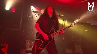 ASPHYX - Wardroid  live @ Chronical Moshers Open Air 2018