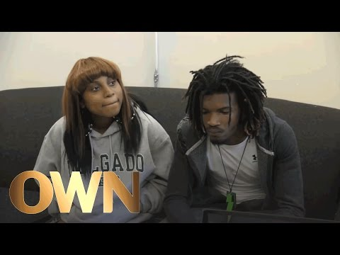 Ms. Riley Helps Teen Mom & Dad Dress for Homecoming | Blackboard Wars | Oprah Winfrey Network
