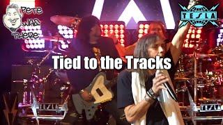 Tesla - Tied to the Tracks (Aztec Theatre, San Antonio, TX 09/28/2019) HD
