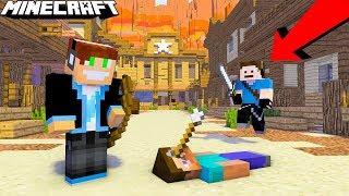 MURDER MYSTERY DOUBLE UP - UBIJAM NIEWINNYCH?! | Minecraft Vertez