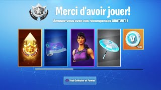 Free items in Season 9 of Fortnite (MERCI EPIC!)