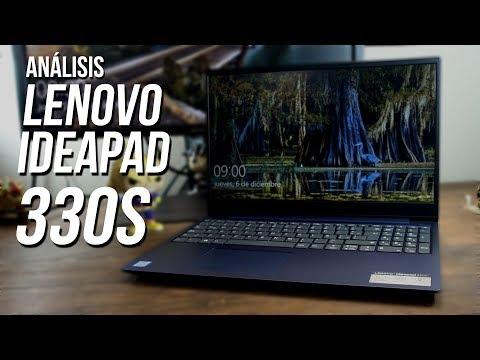 Lenovo Ideapad 330S Review En Español