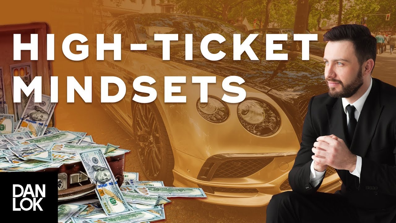 High Ticket Mindsets: The Most Profitable Video You'll Ever Watch – Premium Package Secrets Ep. 14