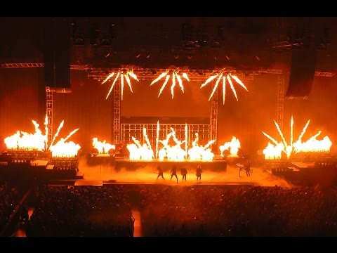 Trans-Siberian Orchestra Complete show Erie, PA 11/18/2015 TSO Tour Opener