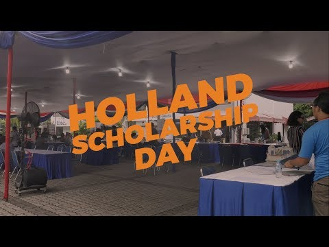 Holland Scholarship Day (HSD) 2019 - 20 Tahun StuNed - KalderaNews