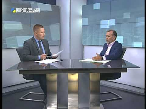 RadaTVchannel: #політикаUA 23.08.2017 Олександр Бакуменко