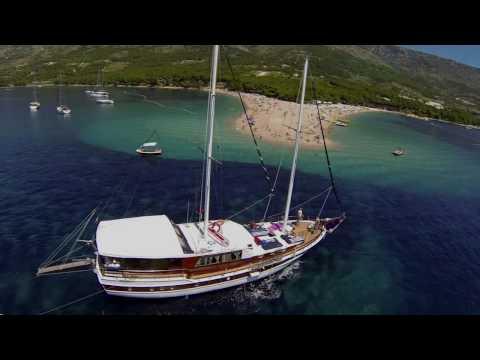 Croatia Top Gulet Charter Destionation
