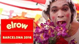 elrow Barcelona - Paradise Party 18/09/2016