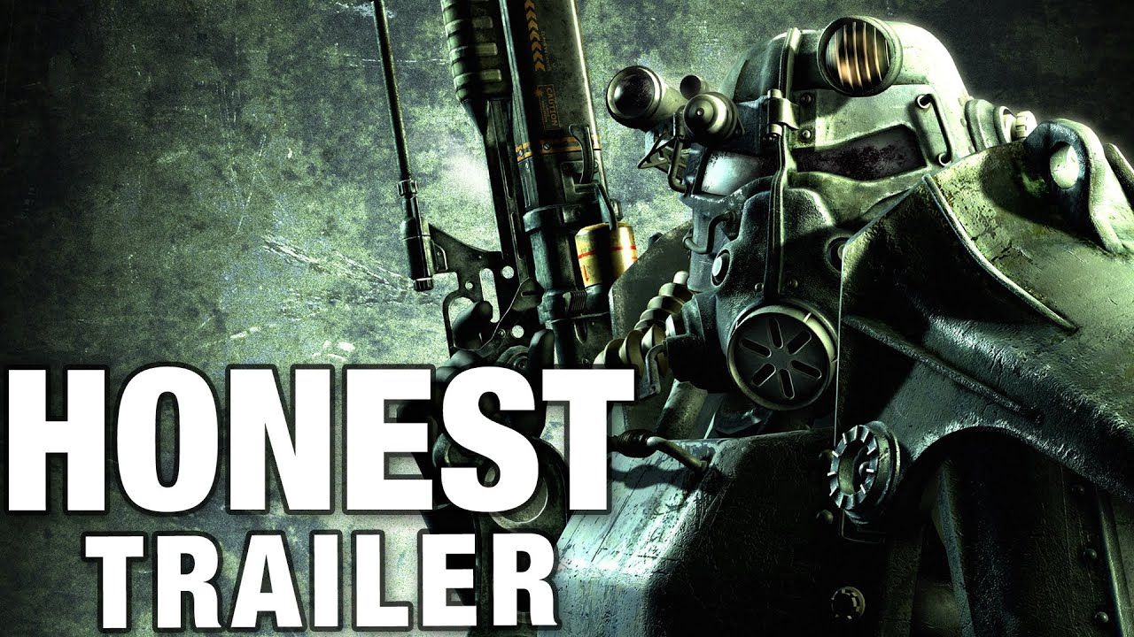 Fallout  Honest Game Trailers