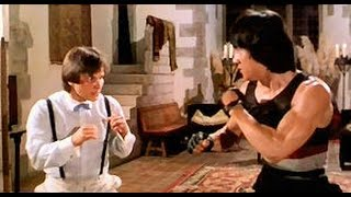 Best Movie Fight Jackie Chan vs Benny Urquidez
