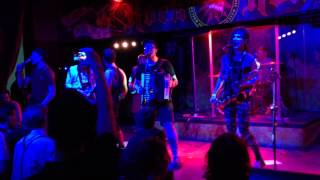 Garlic Kings Мёртвая Шлюха + Ойся ты ойся, ты меня не бойся. концерт в Rock House 05/01/15