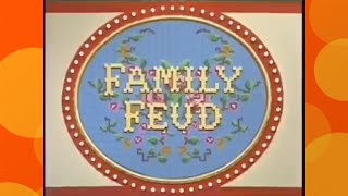 Family Feud (October 26, 1988): Hana/Wilds
