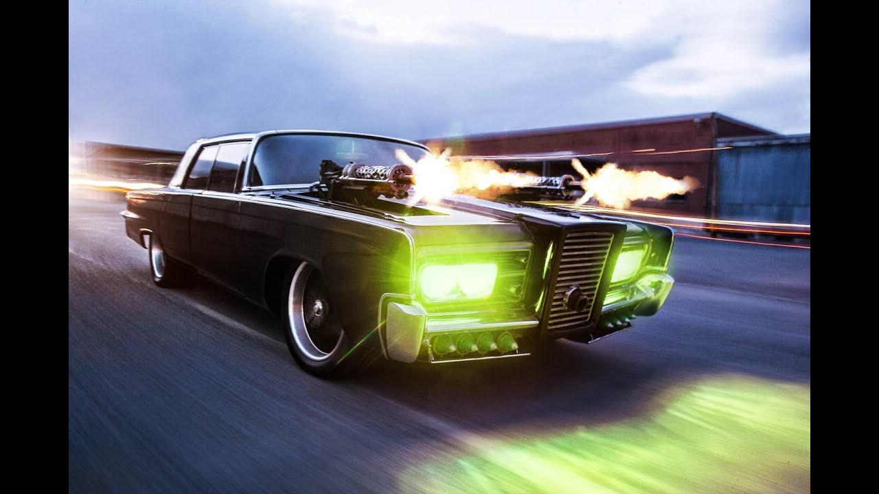 the green hornet car