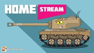 Рисуем Американские танки - Мультики про танки