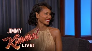 Jada Pinkett Smith on Husband Will Planning Vacations