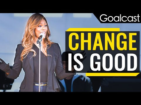 Why Change is Good | Motivational Video | Goalcast